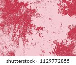 abstract grunge illustration | Shutterstock . vector #1129772855