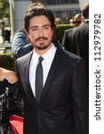 LOS ANGELES, CA - SEP 15: Ben Feldman at the Academy Of Television Arts & Sciences 2012 Creative Arts Emmy Awards held at Nokia Theater L.A. LIVE on September 15, 2012 in Los Angeles, California - stock photo