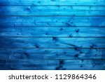 top of view freshly painted...   Shutterstock . vector #1129864346