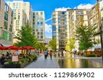 washington  dc  usa   september ... | Shutterstock . vector #1129869902