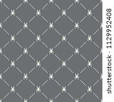 seamless spider pattern on a...