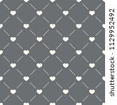 seamless heart pattern on a...