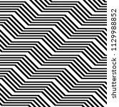design seamless monochrome... | Shutterstock .eps vector #1129988852