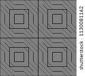design seamless monochrome... | Shutterstock .eps vector #1130081162
