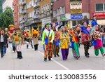 gabrovo  bulgaria may 19  2018. ... | Shutterstock . vector #1130083556