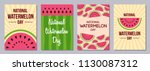 set of flyers  posters  banners ...   Shutterstock .eps vector #1130087312