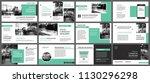green presentation templates...