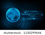 digital is coming to play an... | Shutterstock .eps vector #1130299646