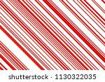 christmas candle  lollipop...   Shutterstock .eps vector #1130322035