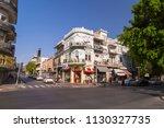 tel aviv yafo  israel   june 8  ... | Shutterstock . vector #1130327735