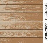 wood texture   vector background | Shutterstock .eps vector #1130334338