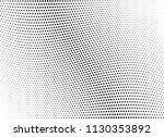 abstract halftone wave dotted... | Shutterstock .eps vector #1130353892