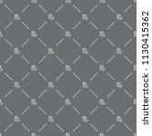 seamless cv pattern on a dark...