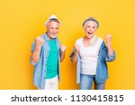 scream shout rest relax weekend ... | Shutterstock . vector #1130415815