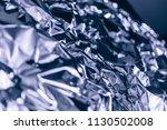 full frame take of a sheet of...   Shutterstock . vector #1130502008