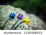 generic building toy blocks... | Shutterstock . vector #1130508515