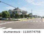 beautiful vacation destination...   Shutterstock . vector #1130574758