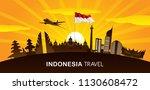 vector color flat design ... | Shutterstock .eps vector #1130608472