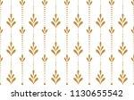 flower geometric pattern.... | Shutterstock .eps vector #1130655542