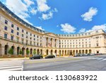 washington  dc  usa   september ... | Shutterstock . vector #1130683922
