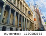 new york usa  september 04 2017 ... | Shutterstock . vector #1130683988