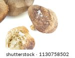 an expired of brown organic... | Shutterstock . vector #1130758502