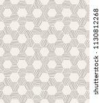 vector seamless pattern.... | Shutterstock .eps vector #1130812268