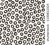 vector seamless pattern with... | Shutterstock .eps vector #1130812325