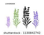 a set of vector illustrations...   Shutterstock .eps vector #1130842742