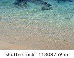 closeup photo of ocean water ... | Shutterstock . vector #1130875955