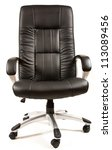 office chair | Shutterstock . vector #113089456