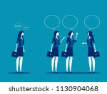 business people meeting and...   Shutterstock .eps vector #1130904068