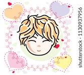 vector illustration of... | Shutterstock .eps vector #1130937956