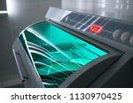 sterilization of medical... | Shutterstock . vector #1130970425
