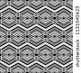 ethnic boho seamless pattern. ... | Shutterstock .eps vector #1131040625