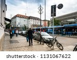 munich  germany   june 25  2018 ... | Shutterstock . vector #1131067622