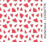 vector illustration  seamless...   Shutterstock .eps vector #1131067778