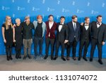 berlin  germany   february 23 ... | Shutterstock . vector #1131074072