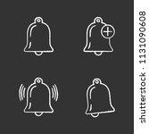 ui ux chalk icons set. modes of ...