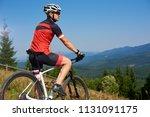 active professional sportsman...   Shutterstock . vector #1131091175