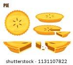 illustration vector flat... | Shutterstock .eps vector #1131107822