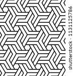 vector seamless texture. modern ...   Shutterstock .eps vector #1131125786