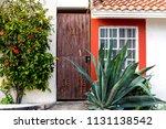 downtown cozumel home   Shutterstock . vector #1131138542