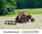 brahmenau   germany  old  but... | Shutterstock . vector #1131152705