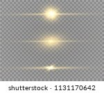 vector transparent sunlight... | Shutterstock .eps vector #1131170642