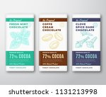 the original finest chocolate... | Shutterstock .eps vector #1131213998