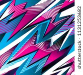 abstract seamless grunge urban... | Shutterstock .eps vector #1131253682