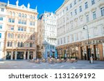 beautiful architecture in the... | Shutterstock . vector #1131269192