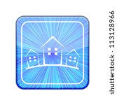 jpeg version. real estate icon | Shutterstock . vector #113128966