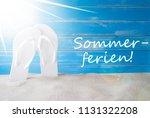 sunny background  sommerferien... | Shutterstock . vector #1131322208